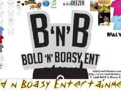 Bold'n'Boasy Entertainment