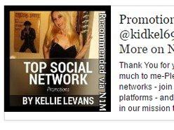 iTunes Reviews via Kellie Levans