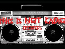 This Is Not Radio