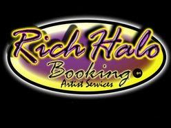 Rich Halo Booking & Artist Services