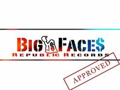 Big Faces Republic Records