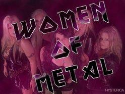 Women of Metal Show