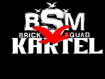 BRICK SQUAD KARTEL1017/DBLOCKMEGAMUZIK RECORDS