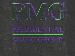 T.H.E. PREZIDENTIAL MUZIC GROUP LLC