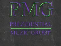 T.H.E. PREZIDENTIAL MUZIC GROUP LLC