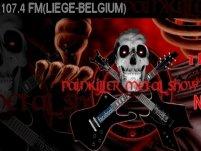 PAINKILLER METAL SHOW on RADIO (107.4 FM-BELGIUM)