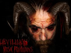 Marty the Devilman's Music Promotions