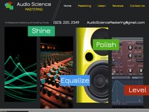 Audio Science Mastering
