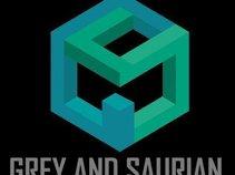 Grey And Saurian