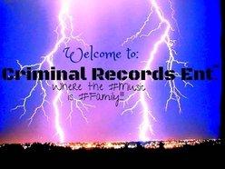 Criminal Records Entertainment