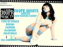 360PR MUSIC TV -360PR NIGHTS