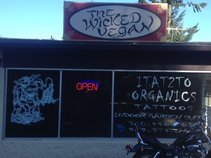 Itat2to Organics and The Wicked Vegan, NORTH WEST INK