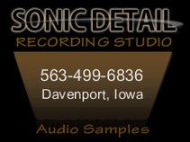 Sonic Detail Recording Studio