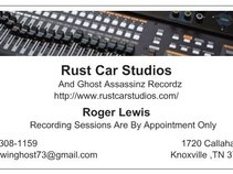 Rust Car Studios & Ghost Assassinz Recordz