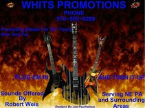 whits promotions