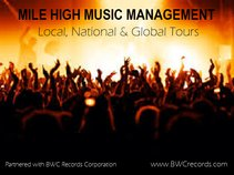 Mile High Music Management