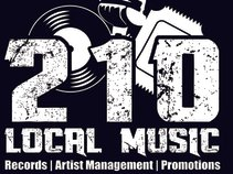210 Local Music Record Label and Artist Management