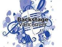 Backstage Vancouver