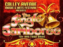 The Colley Avenue Music and Arts Festival