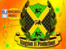 Kingston 11 Productions