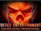 Deuce Entertainment Online Music Promotions