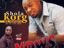 Shola Korg (Mr. Fantastic)