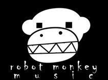 Robot Monkey Music