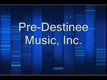 Pre-Destinee Music, Inc.