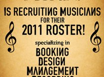 Melo Management & Booking