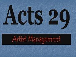 Acts 29 Artist Management