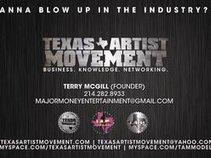 Texas Artist Movement