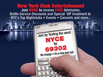 New York Club Entertainment