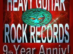 HGR (Heavy Guitar Rock) RECORDS