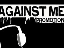 Against Me Promotions