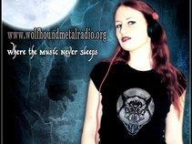 Wolfhound Metal Radio & Magazine