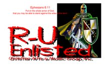 R U-Enlisted Christian Arts &  Music Group