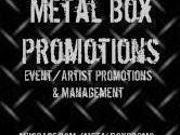 Metal Box Promotions