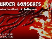 THUNDER CONCERTS