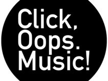 Click,Oops.Music!