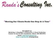 Randa's Consulting Inc