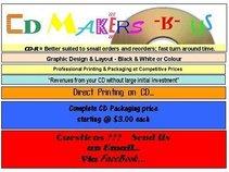 CD  MAKERS - R - US