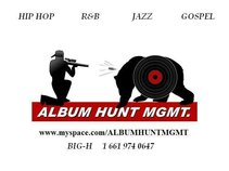 ALBUM HUNT MGMT WE WORK FOR JOE HOLIDAY