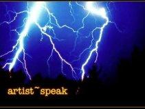 Artist Speak