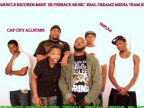 REAL DREAMS MEDIA TEAM/MUSCLERECORDS