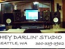 Nathan Ackley @ Hey Darlin' Studio