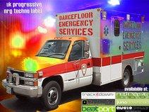 DANCEFLOOR EMERGENCY SERVICES