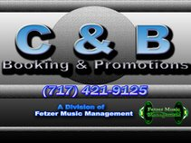 C & B Bookings & Promotions