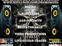 Cz9/Monsta Productions