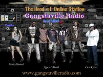 Independent Rap Starz Mag/Gangstaville Radio