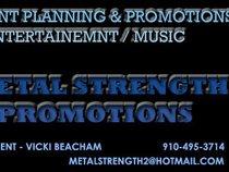 Metal Strength Music - Vicki Beacham